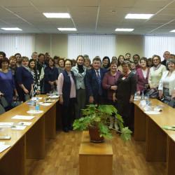 Участие в семинаре 29-30 ноября 2017 года в Шушенском