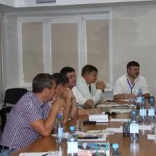 Очередная летняя конференция Горнолыжного союза России