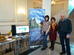 Участие в выставке   «Туризм. Охота. Рыбалка», «Миссис Сибирь» и ярмарка «Счастливая мама»